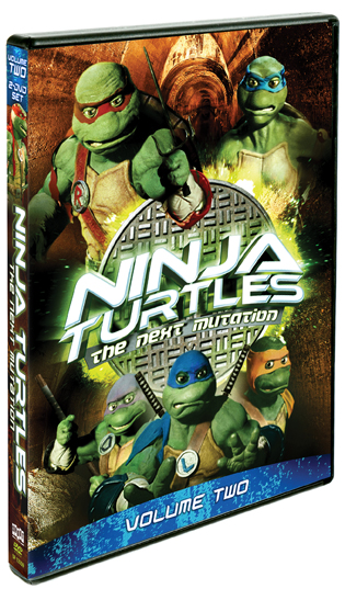 Ninja Turtles: The Next Mutation: Vol. 2