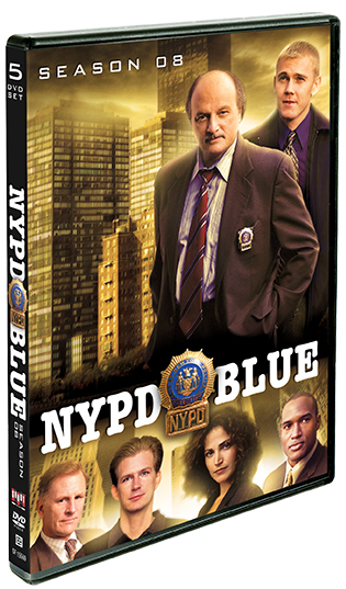 NYPD Blue: Season Eight