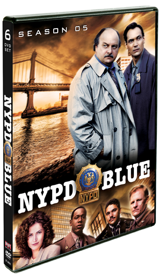 NYPD Blue: Season Five