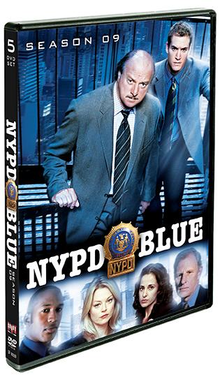 NYPD Blue: Season Nine