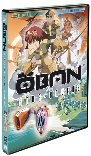 Oban Star-Racers: Vol. 1 - The Alwas Cycle