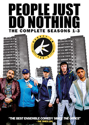People Just Do Nothing: Seasons One - Three