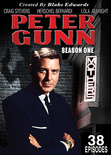 Peter Gunn: Season One
