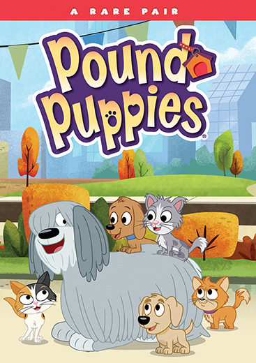 Pound Puppies: A Rare Pair