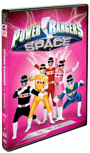 Power Rangers In Space: Vol. 1