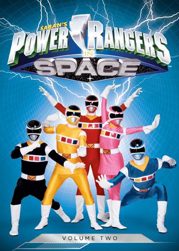 Power Rangers In Space: Vol. 2