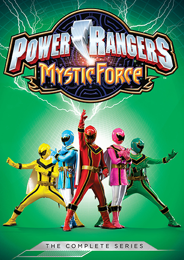 Power Rangers Mystic Force: The Complete Series