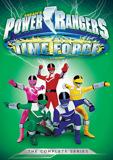 Power Rangers Time Force: The Complete Series