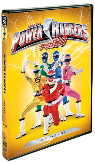 Power Rangers Turbo: Vol. 1