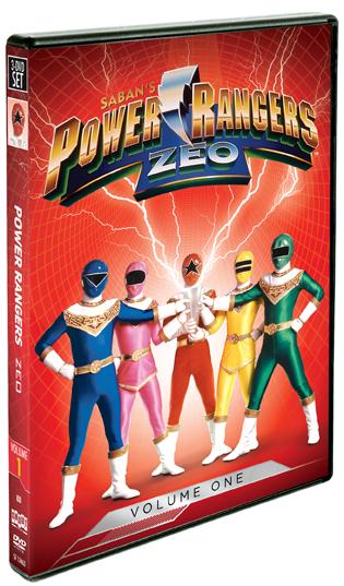 Power Rangers Zeo: Vol. 1