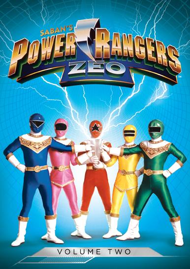 Power Rangers Zeo: Vol. 2