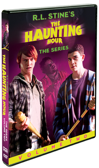 R. L. Stine's The Haunting Hour: Vol. 2