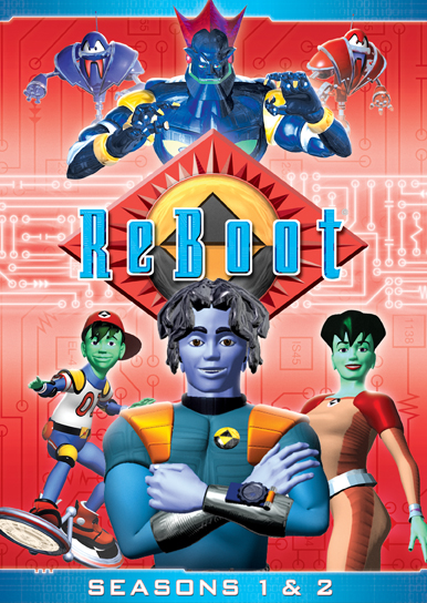 ReBoot: Season One & Two