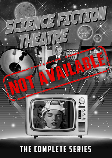 Science Fiction Theatre: The Complete Series (SOLD OUT)