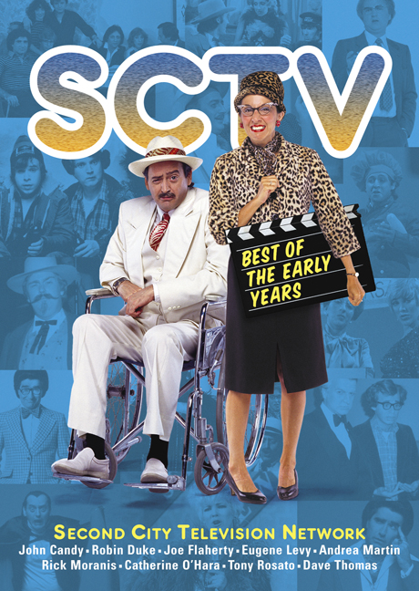 SCTV: Best Of The Early Years