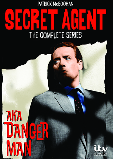 Secret Agent (aka Danger Man): The Complete Series