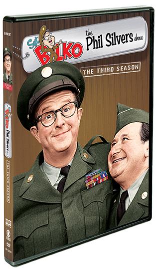 Sgt. Bilko / The Phil Silvers Show: Season Three