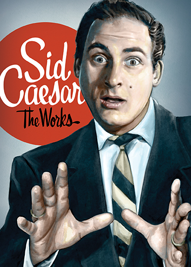 Sid Caesar: The Works + Sid Caesar: Extra Portion (Exclusive Bonus Disc)