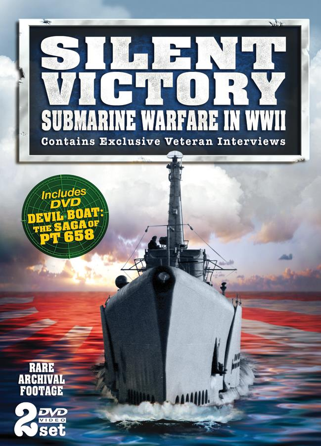 Silent Victory: Submarine Warfare In WWII