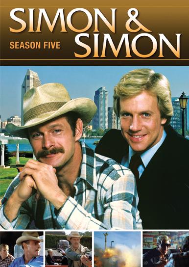 Simon & Simon: Season Five