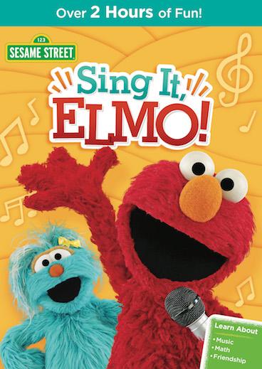 Sing It, Elmo!