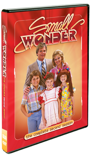 Small Wonder: Season Two (SOLD OUT)