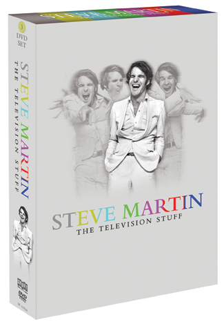 Steve Martin: The Television Stuff (SOLD OUT)