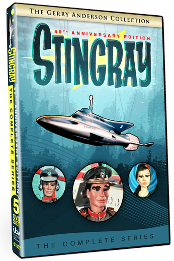Stingray: The Complete Series [50th Anniversary Edition]
