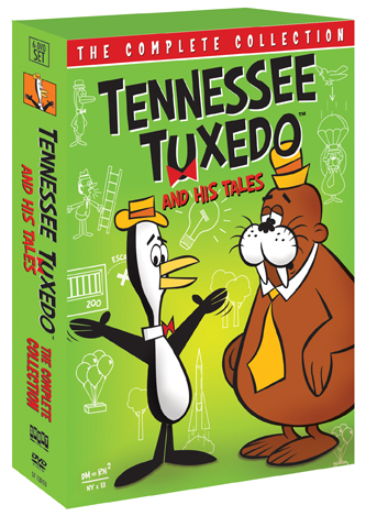 Tennessee Tuxedo And His Tales: The Complete Collection