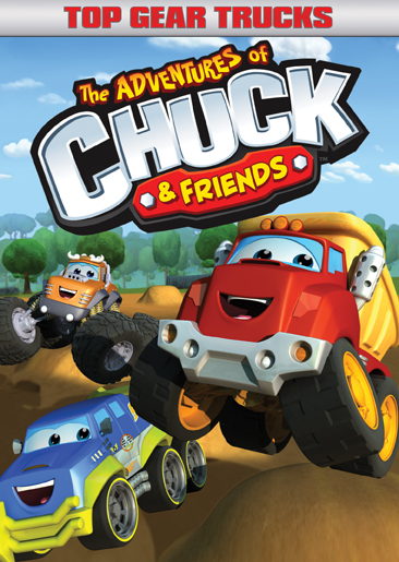 The Adventures Of Chuck & Friends: Top Gear Trucks