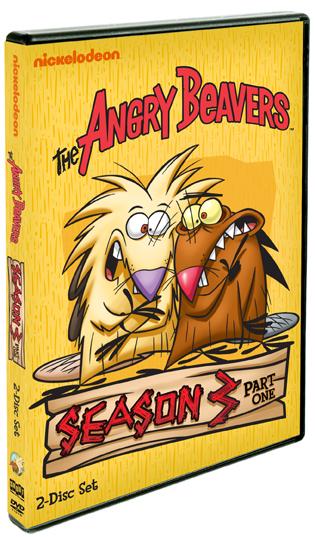 The Angry Beavers: Season Three, Part 1