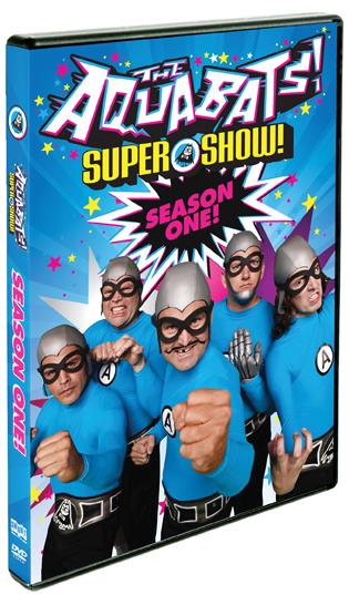 The Aquabats! Super Show!: Season One! (SOLD OUT)