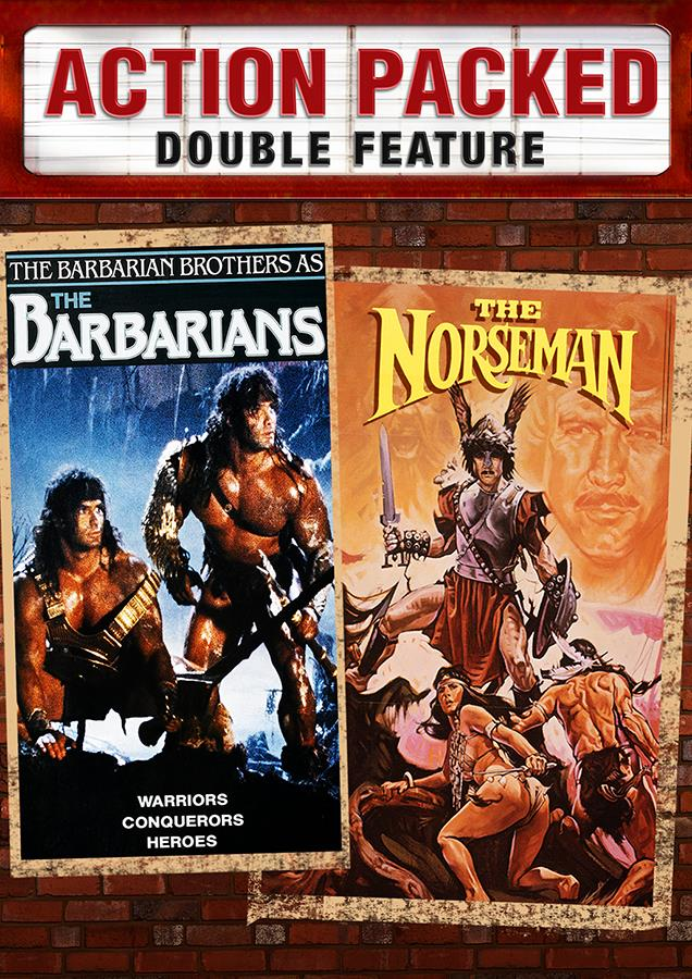 The Barbarians / The Norseman [Double Feature]
