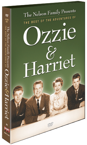 The Best Of The Adventures Of Ozzie & Harriet