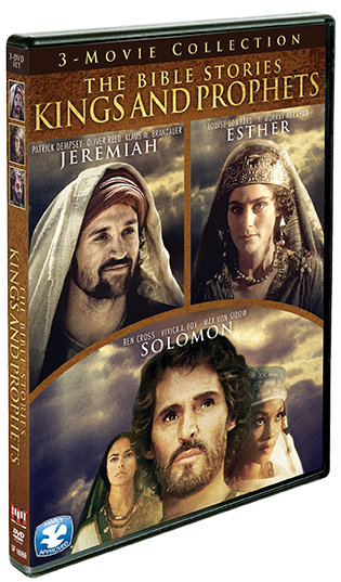 The Bible Stories: Kings And Prophets [Triple Feature]