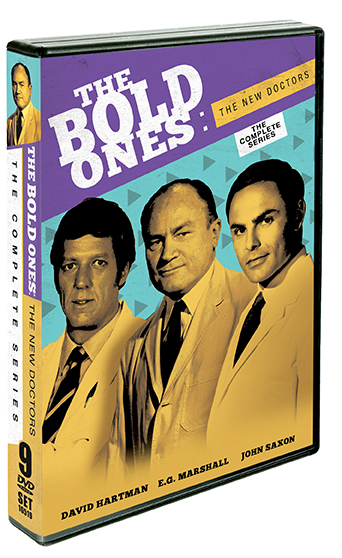 The Bold Ones: The New Doctors: The Complete Series