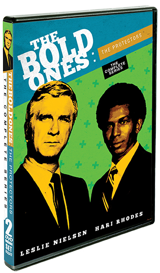The Bold Ones: The Protectors: The Complete Series