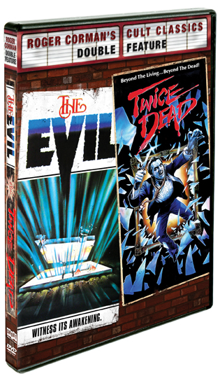The Evil / Twice Dead [Double Feature]
