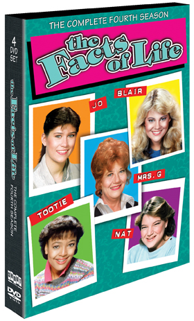 The Facts Of Life: Season Four