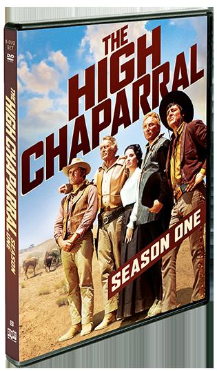 The High Chaparral: Season One