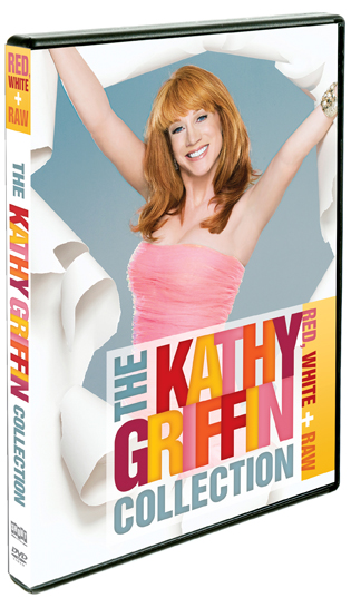The Kathy Griffin Collection: Red, White & Raw