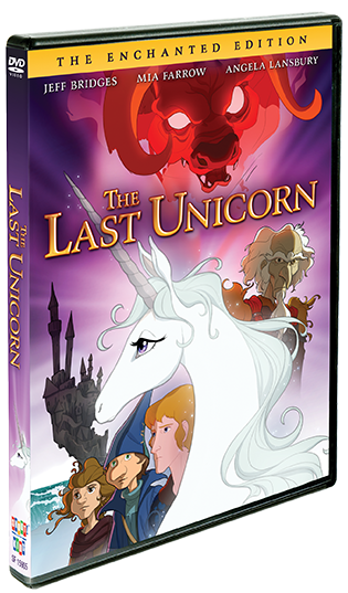 The Last Unicorn [The Enchanted Edition]