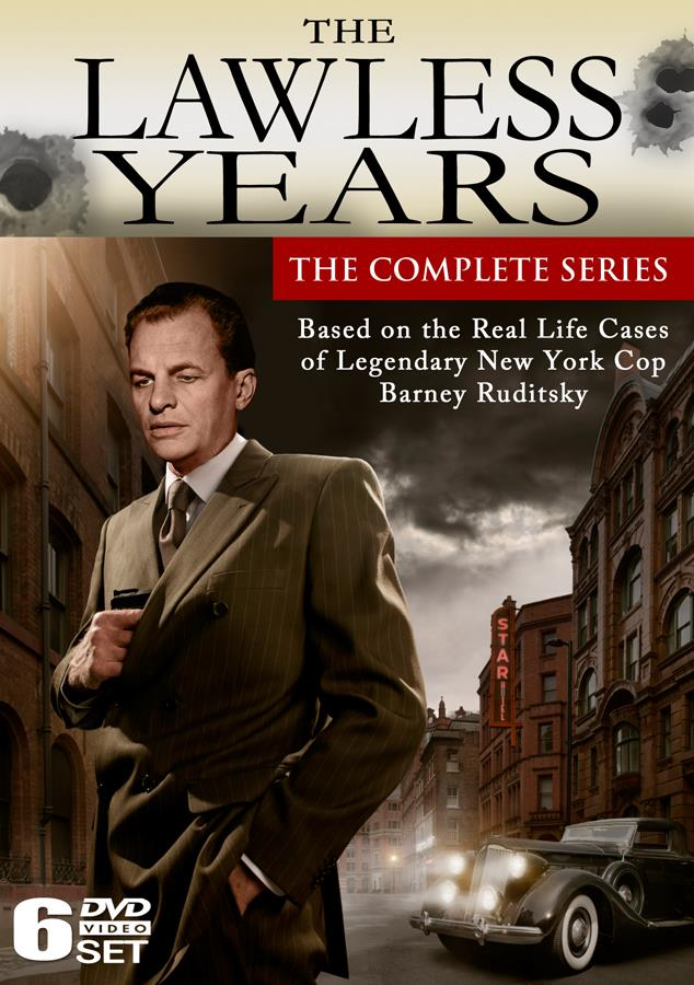 The Lawless Years: The Complete Series