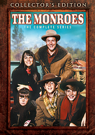 The Monroes: The Complete Series [Collector's Edition]