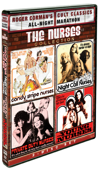 The Nurses Collection [4 Films]