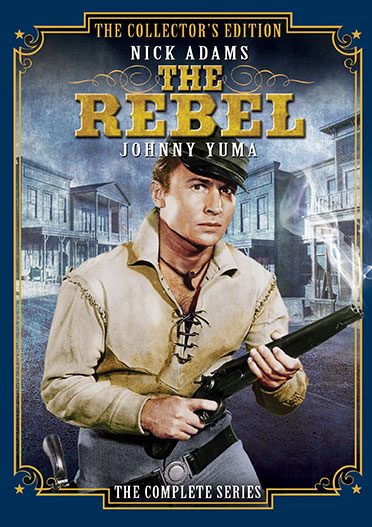 The Rebel: The Complete Series [The Collector's Edition]