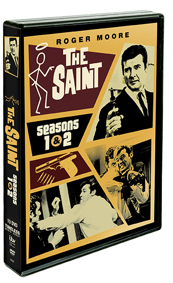 The Saint: Seasons One & Two