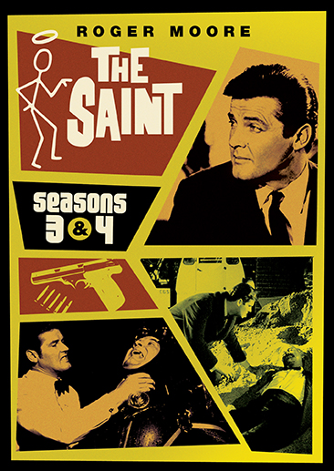 The Saint: Seasons Three & Four