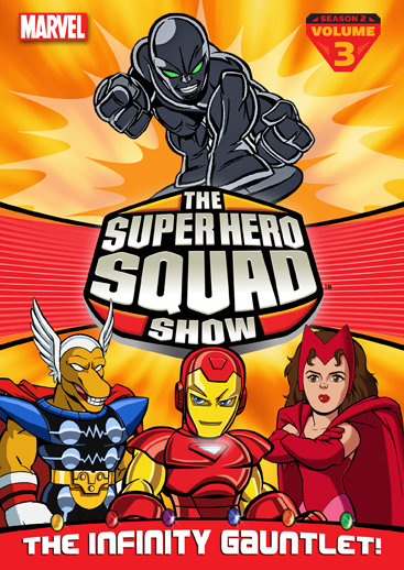 The Super Hero Squad Show: The Infinity Gauntlet, Vol. 3