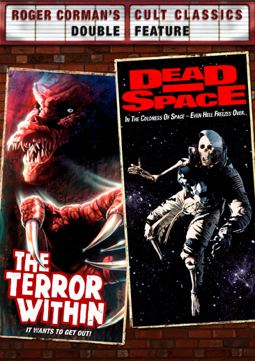 The Terror Within / Dead Space [Double Feature]